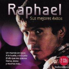 CD de Música: RAPHAEL. PRIMERAS GRABACIONES. 2 CD´S. Lote 93855260