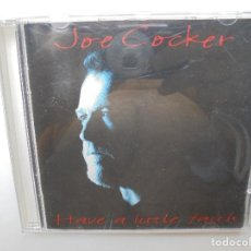 CDs de Música: CD'S DE JOE COCKER ''HAVE A LITTLE FAITH'' AÑO 1994 RESMATERIZADO ES UN CD'S. Lote 93855800