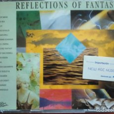 CDs de Música: 2 CD REFLECTIONS OF FANTASY (1991) DEL SELLO BLUE FLAME. MUY BUEN ESTADO. Lote 93885435