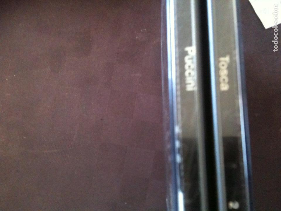 CDs de Música: 2 CD,PUCCINI-TOSCA - Foto 2 - 93923110
