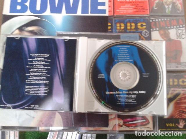 CDs de Música: David Bowie Tin Machine [Live] Oy vey, baby - Edición Japonesa 1992 VICP-5193 - Foto 4 - 93939820