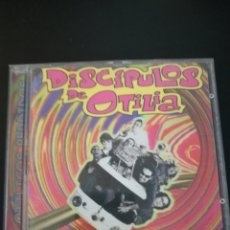 CDs de Música: DISCIPULOS DE OTILIA OTILICOS PERDIDOS TRALLA RECORDS. Lote 93946425