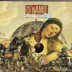 CDs de Música: DINAMO - AHORA BAJO Y ARREGLO TODO. Lote 94000040