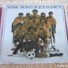 CDs de Música: SERGIO MENDES AND THE NEW BRASIL '77 BRASIL RCA. Lote 94001915