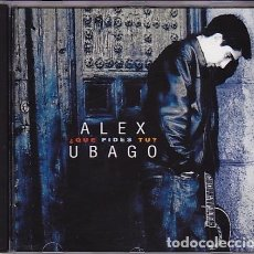 CDs de Música: ALEX UBAGO - ¿QUE PIDES TU?. CD 2001. Lote 94002265