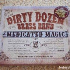 CDs de Música: THE DIRTY DOZEN BRASS BAND ( MEDICATED MAGIC ) USA-2002 ESTILO JAZZ-FUNK. Lote 94008690