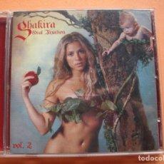 CDs de Música: SHAKIRA ORAL FIJACION VOL 2 CD ALBUM COMO NUEVO¡¡. Lote 94023505