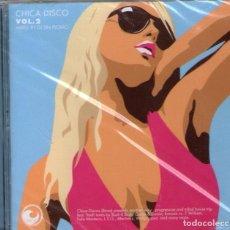 CDs de Música: DJ SIN PLOMO - CHICA DISCO VOL.2 - 13 TRACKS - IBIZA 2002 - NUEVO Y PRECINTADO / NEW & SELAED. Lote 94041950