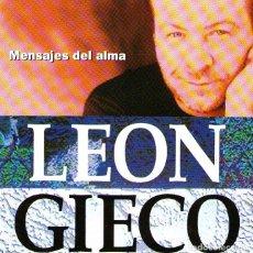 CDs de Música: LEÓN GIECO - MENSAJES DEL ALMA - CD ALBUM - 14 TRACKS - EDITADO EN ALEMANIA - TROPICAL MUSIC 1993. Lote 94043170