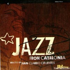 CDs de Música: JAZZ FROM CATALONIA 2007: ANDREU MARTINEZ, AMONG 3, LLUIS COLOMA, AFRO BLUE Y OTROS - CD 16 TRACKS. Lote 94043535