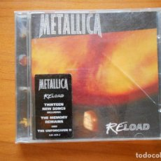 CDs de Música: CD METALLICA - RELOAD (G9). Lote 94057745