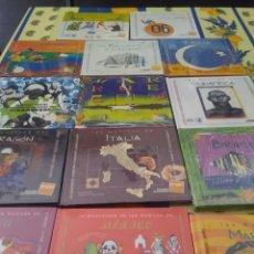 CDs de Música: LOTE CD LA MÚSICA DE INDIA TURQUÍA ITALIA........ Lote 94105825