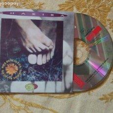 CDs de Música: SHAKIRA CD MUY RARO PIES DESCALZOS SUEÑOS BLANCOS EDICIÓN ESPAÑOLA 1996. Lote 94134985