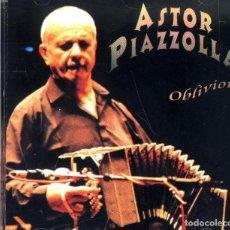 CDs de Música: ASTOR PIAZZOLLA-OBLIVION CD NUEVO. Lote 94162190