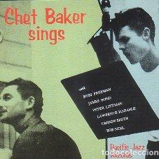 CDs de Música: CHET BAKER ?– CHET BAKER SINGS CD PRECINTADO. Lote 94176845