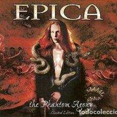 CDs de Música: EPICA THE PHANTOM AGONY CD EDICION DIGIPACK ESPECIAL. Lote 94184840