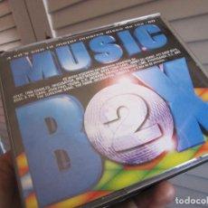 CDs de Música: MUSIC BOX 2 TONY PERET & J.M. CASTELLS 4CDS. Lote 94246350