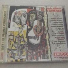 CDs de Música: 100 AÑOS DE FLAMENCO DOBLE CD , VER FOTOS COMO NUEVO. Lote 94280780