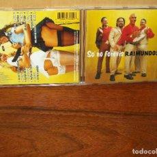 CDs de Música: RAIMUNDOS - SO NO FOREVIS - CD . Lote 94314850
