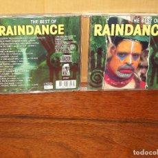 CDs de Música: RAINDANCE - THE BEST OF - CD. Lote 94315466