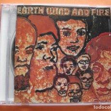 CDs de Música: EARTH, WIND & FIRE EARTH, WIND & FIRE CD GERMANY 1992 PDELUXE. Lote 94336294