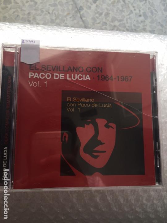 CDs de Música: LOS CHIQUITOS DE ALGECIRAS. CANTE FLAMENCO TRADICIONAL. PEPE DE ALGECIRAS. PACO DE LUCIA. 6 CD´S. - Foto 18 - 93118120