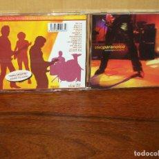 CDs de Música: RATONES PARANOICOS - VIVO PARANOICO - CD . Lote 95341543