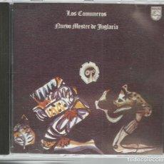 CDs de Música: NUEVO MESTER DE JUGLARÍA - LOS COMUNEROS (1976) - CD PHILIPS 1989. Lote 94399422