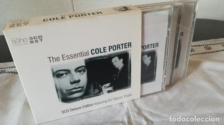49-COLE PORTER , SET 3 CDS (Música - CD's Jazz, Blues, Soul y Gospel)