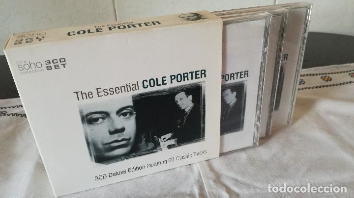 CDs de Música: 49-COLE PORTER , SET 3 Cds - Foto 2 - 94414014