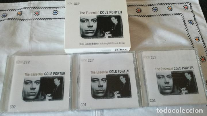 CDs de Música: 49-COLE PORTER , SET 3 Cds - Foto 3 - 94414014