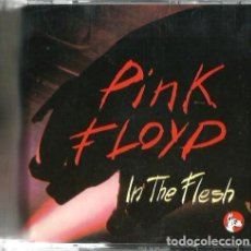 CDs de Música: DOBLE CD PINK FLOYD : IN THE FLESH ( THE LIVE EXPERIENCE ). Lote 94465978