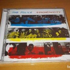 CDs de Música: CD DE POLICE - SYNCHRONICITY. Lote 94488174