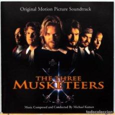 CDs de Música: MICHAEL KAMEN – THE THREE MUSKETEERS (ORIGINAL MOTION PICTURE SOUNDTRACK) . Lote 94578487