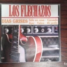 CDs de Música: LOS FLECHAZOS , DIAS GRISES , CD . Lote 94585167