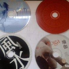 CDs de Música: LOTE 4 CDS DE MÚSICA RELAJANTE. BOSSA NOVA, FENG SHUI, ETC.. Lote 94586391