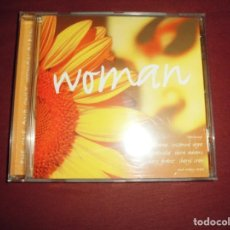 CDs de Música: CD THE ONE AND ONLY WOMAN ALBUM. Lote 94593567