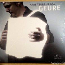 CDs de Música: TRIKITIXA. XABI ABURRUZAGA. GEURE. FOLK VASCO. Lote 94640359