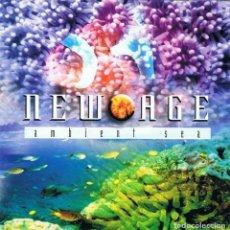 CDs de Música: NEW AGE - AMBIENT SEA. Lote 94685423