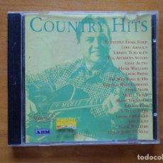 CDs de Música: CD COUNTRY HITS 2 (U9). Lote 94715207