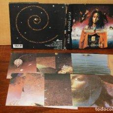 CDs de Música: SILVIO RODRIGUEZ - EXPEDICION - CD DIGIPACK + 15 POSTALES PEQUEÑAS. Lote 94729999