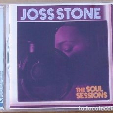CDs de Música: JOSS STONE - THE SOUL SESSIONS (CD) 2003 - 10 TEMAS. Lote 94764075