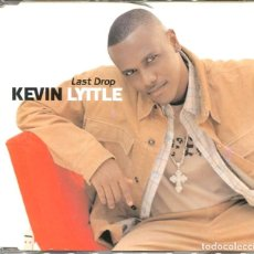 CDs de Música: KEVIN LYTTLE / LAST DROP (3 VERSIONES) CD SINGLE CAJA PROMO 2004. Lote 94782323