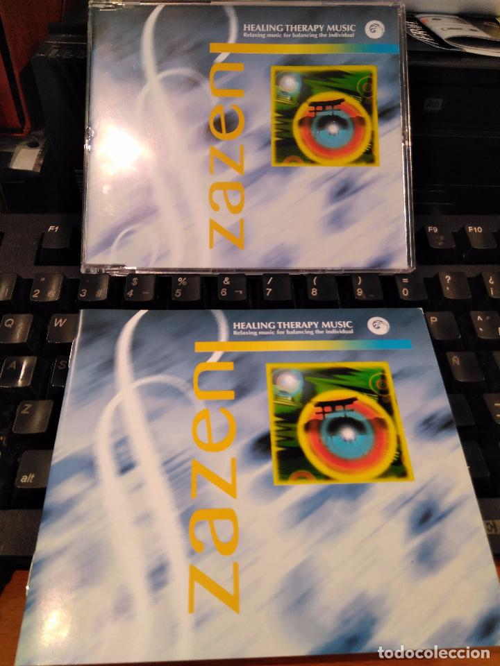 Healing therapy music - relaxing music     cd c - Sold through