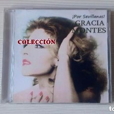 CDs de Música: CD DE GRACIA MONTES (POR SEVILLANAS ). Lote 222028046