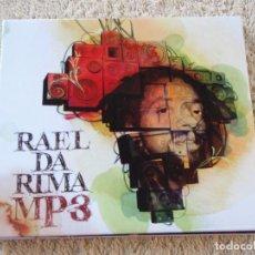 CDs de Música: RAEL DA RIMA ( MP3 ) BRASIL 2010. Lote 94935471