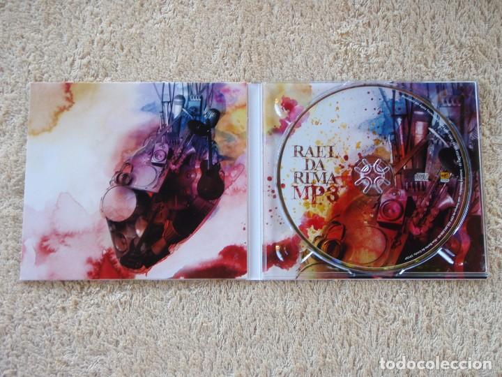CDs de Música: RAEL DA RIMA ( MP3 ) BRASIL 2010 - Foto 2 - 94935471