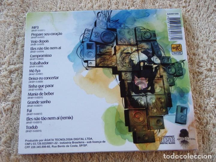 CDs de Música: RAEL DA RIMA ( MP3 ) BRASIL 2010 - Foto 3 - 94935471