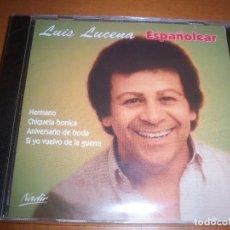 CDs de Música: CD DE LUIS LUCENA, ESPAÑOLEAR. EDICION STAR MUSIC. RARO. PRECINTADO. D.. Lote 94952719