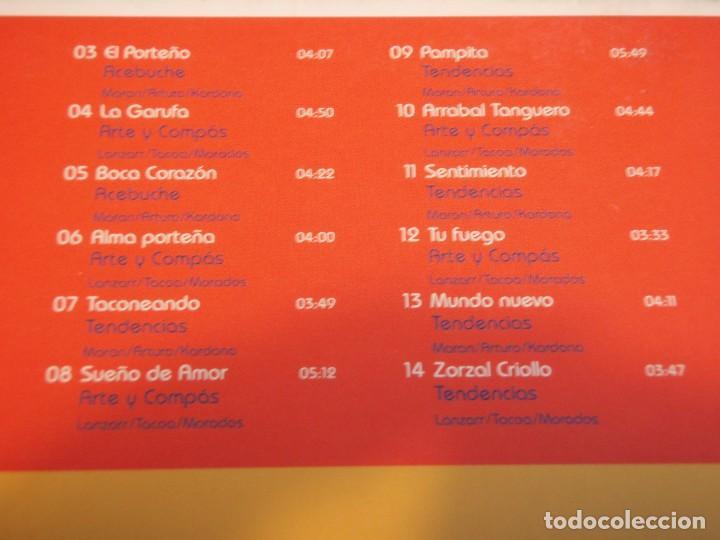 CDs de Música: COLECCION CHILLOUT DE 9 CDS BOSSANOVA-TANGO-FLAMENCO-REGGAE-BUDDHA'S-AFRO-ASIAN-IDIAN-MEDITERRANEAN - Foto 5 - 94954339
